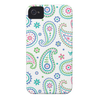 Paisley Fun iPhone 4 Covers