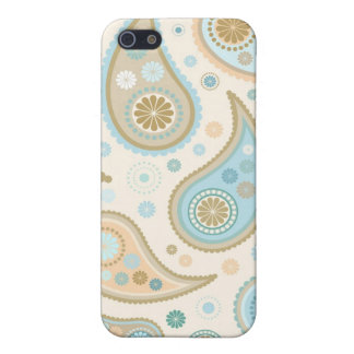 Paisley Funky Print iPhone 5/5S Cover