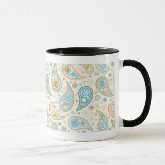 Paisley Funky Print Mug