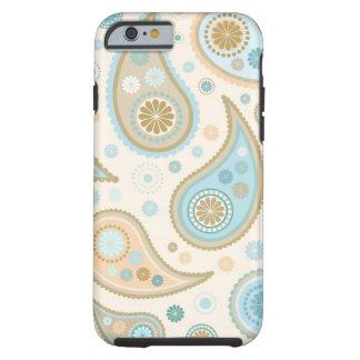 Paisley Funky Print Tough iPhone 6 Case