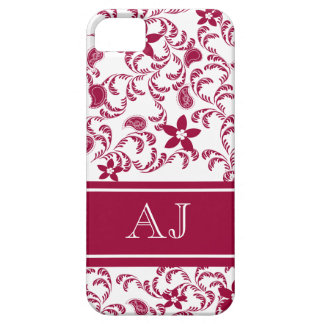 Paisley Garden with Changable Color Case For The iPhone 5