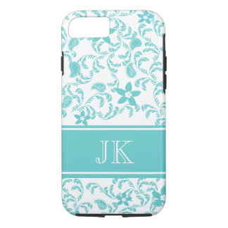 Paisley Garden with Changable Color iPhone 8/7 Case