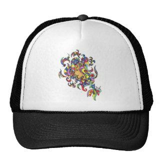 Paisley Trucker Hat