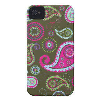Paisley iPhone 4 Case-Mate Cases