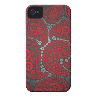 Paisley iPhone 4 iPhone 4 Case-Mate Case