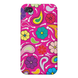 paisley iPhone 4/4S cover