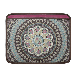 Paisley Mandala MacBook Sleeve
