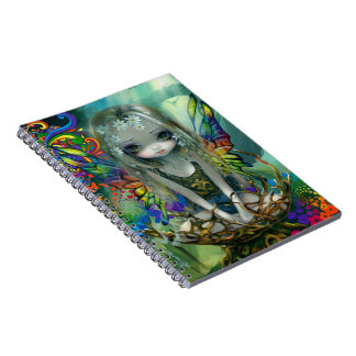 """Paisley"" Notebook"