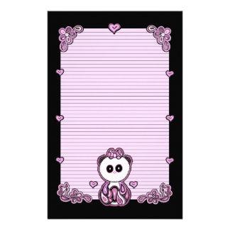 Paisley Panda Paper