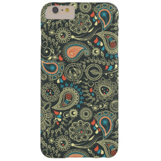 Paisley Pattern 3 Barely There iPhone 6 Plus Case