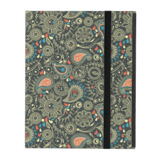 Paisley Pattern 3 iPad Cover