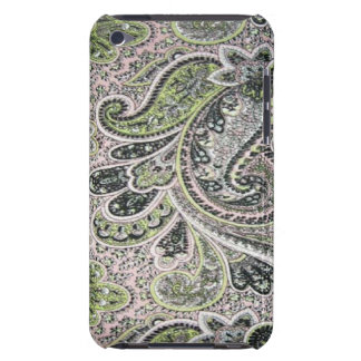Paisley Pink Sage Case-Mate iPod Touch iPod Case-Mate Case