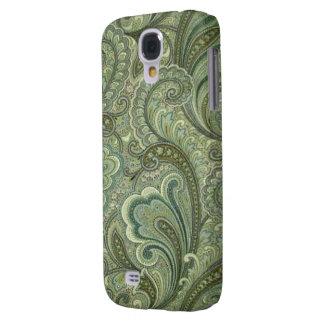 Paisley Sage Case-Mate HTC Vivid Tough Galaxy S4 Case