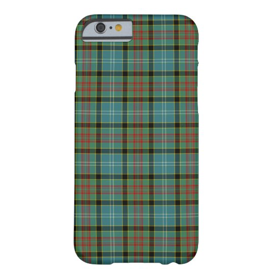 Paisley Scotland District Tartan Barely There iPhone 6