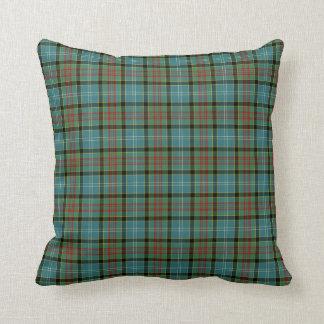 Paisley Scotland District Tartan Cushion