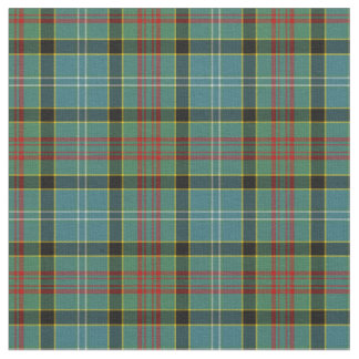 Paisley Scotland District Tartan Fabric