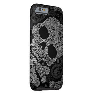 Paisley Skull Tough iPhone 6 Case