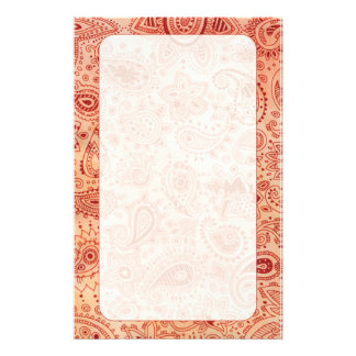 Paisley Stationery