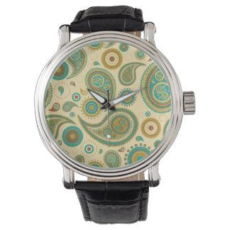 paisley watch