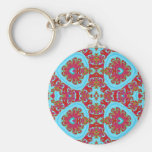 paisleyesque key chains