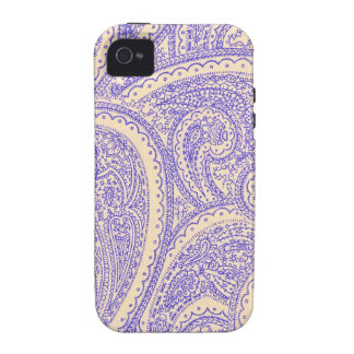 paisleys vibe iPhone 4 cover