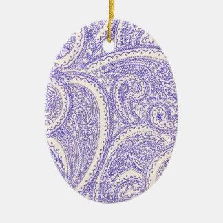 paisleys ornaments