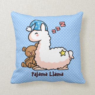 Pajama Llama Cushion