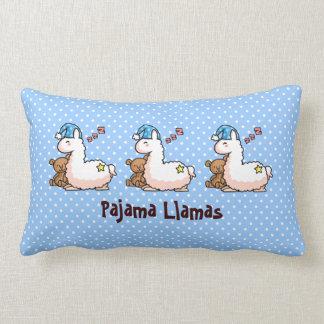 Pajama Llama Lumbar Cushion