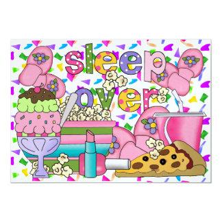 Pajama Party / Sleep Over - SRF Card