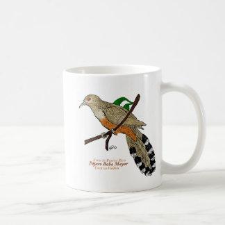 Pajaro Bobo Mayor/ Puerto Rican Lizard Cuckoo Mug