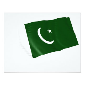 pakistan 11 cm x 14 cm invitation card