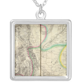 Pakistan, Asia 81 Silver Plated Necklace