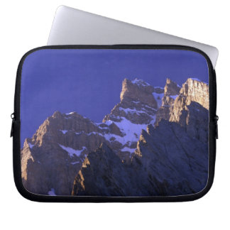 Pakistan, Baltoro Muztagh Range. Sunrise on the Laptop Sleeve
