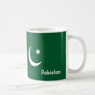 Pakistan Basic White Mug