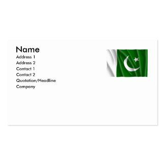 PAKISTAN BUSINESS CARD