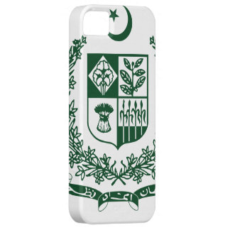 Pakistan Coat Of Arms Barely There iPhone 5 Case