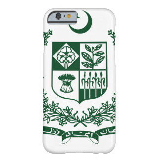 Pakistan Coat Of Arms Barely There iPhone 6 Case