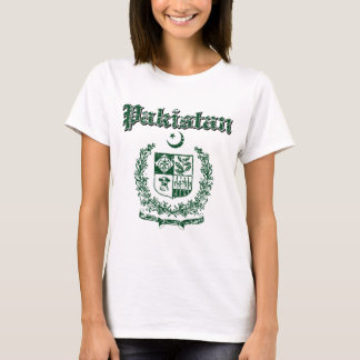 Pakistan coat of arms designs T-Shirt