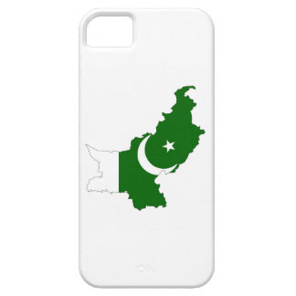 pakistan country flag map shape symbol iPhone 5 case