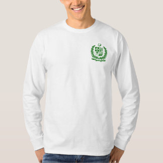 Pakistan Flag (English) T-Shirt