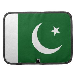 Pakistan Flag Folio Organizer