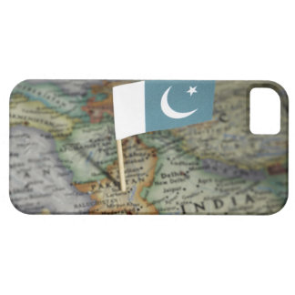 Pakistan flag in map case for the iPhone 5