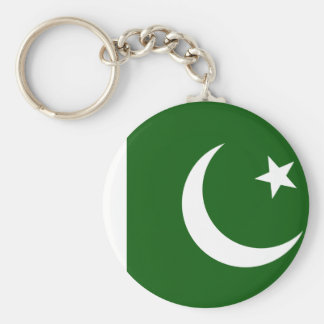 Pakistan Flag Key Ring
