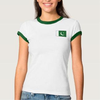 Pakistan Flag + Map T-Shirt