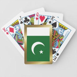Pakistan Flag Playing Cards