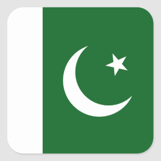 Pakistan Flag Sticker