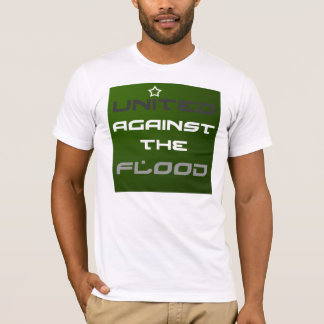 Pakistan Flood Relief - United Option 1 T-Shirt