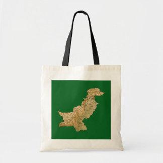 Pakistan Map Bag