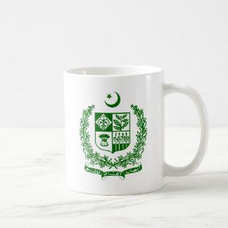 Pakistan PK Coffee Mug