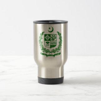 Pakistan PK Travel Mug